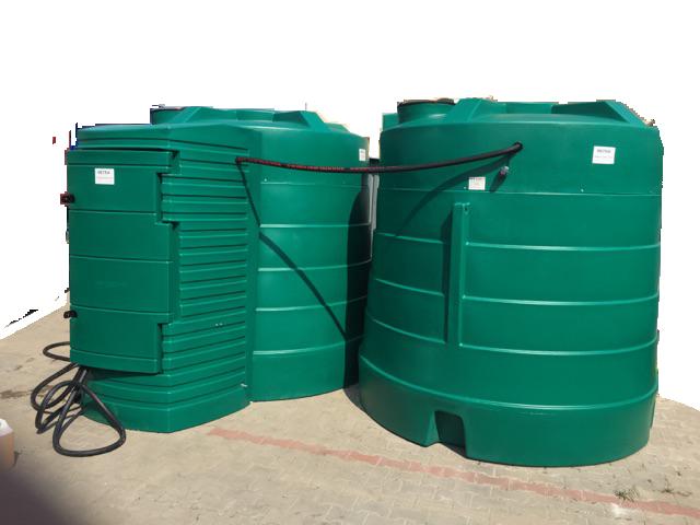 Przechowywanie nawozów RSM w celach rolniczych